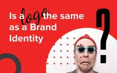 Is a Logo the Same as a Brand Identity?