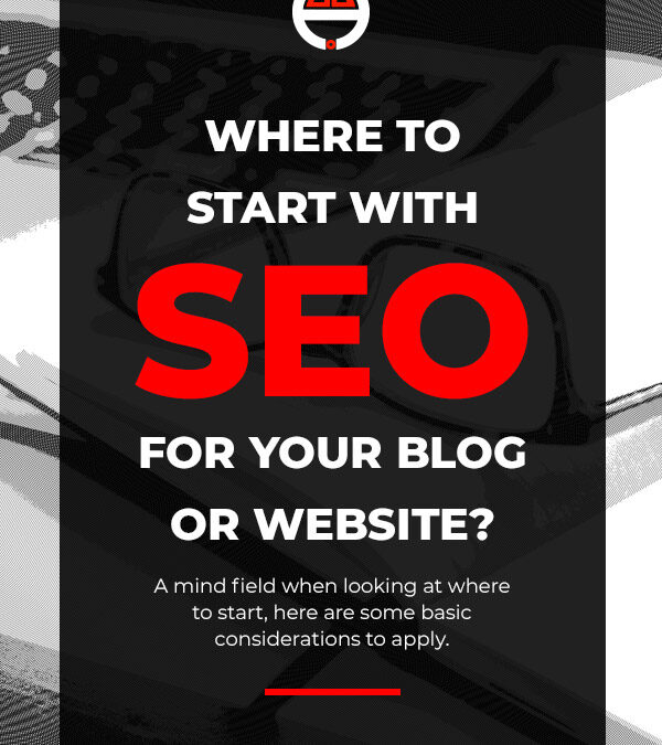Where to start with SEO for your blog or website?