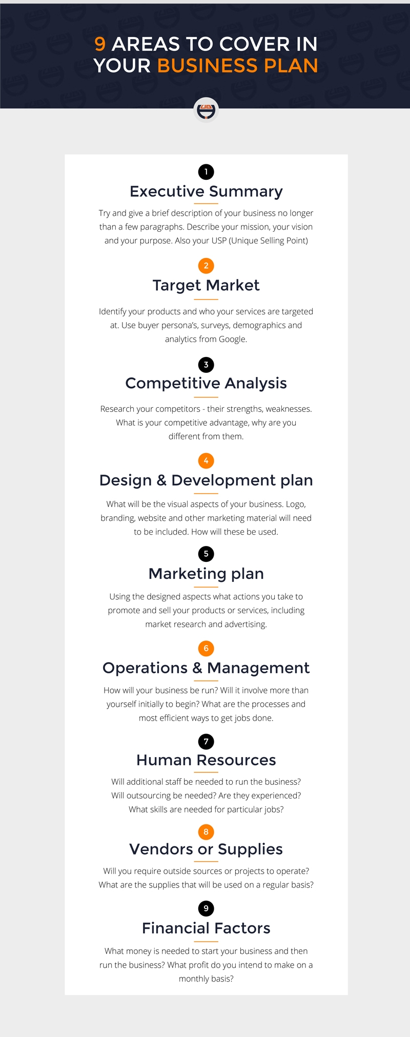 Free Business Plan Template Uk